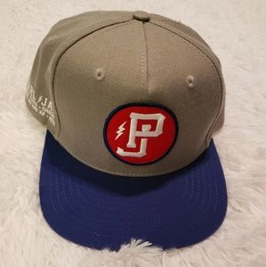 PEARL JAM 2016 WRIGLEY FIELD TOUR MERCH HAT